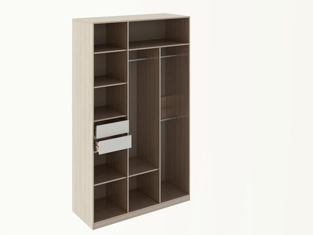 Шкаф трёхдверный Глэдис 23