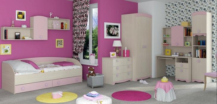 Детская Pink 2