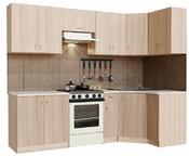Кухонный гарнитур угловой Ромашка-2900