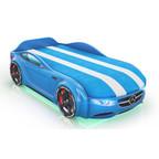 Кровать - машина Royal Willy мультибренд Голубая