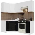 Кухонный гарнитур угловой Роза-2100