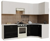 Гарнитур кухонный угловой Роза-2900