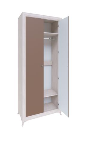 Шкаф двухдверный М25 Саванна