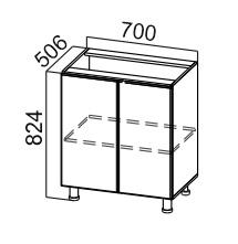 Стол рабочий С700 Классика