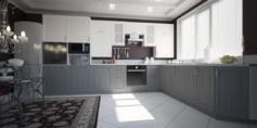 Кухня модульная Парма 3