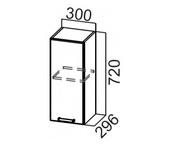 Шкаф навесной Ш300 Классика