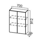 Шкаф навесной Ш700/912 Классика