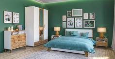 Спальня Сканди