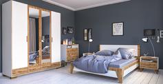 Спальня Сканди 2