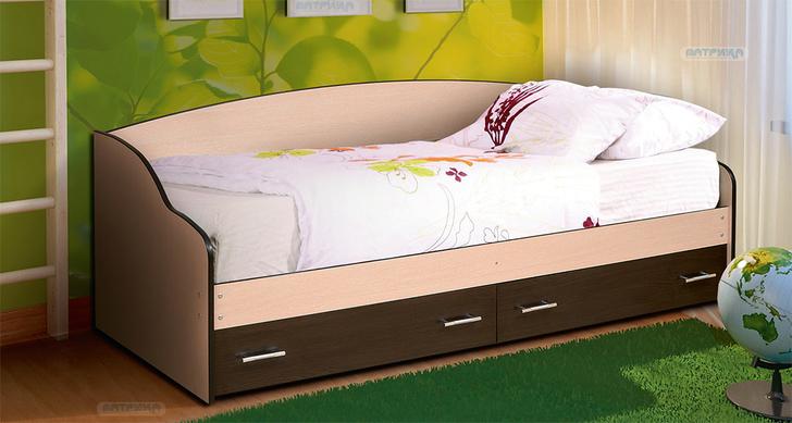Диван-кровать с двумя ящиками Софа