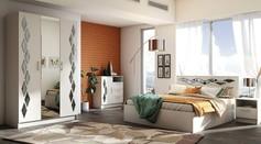 Спальня модульная Диана