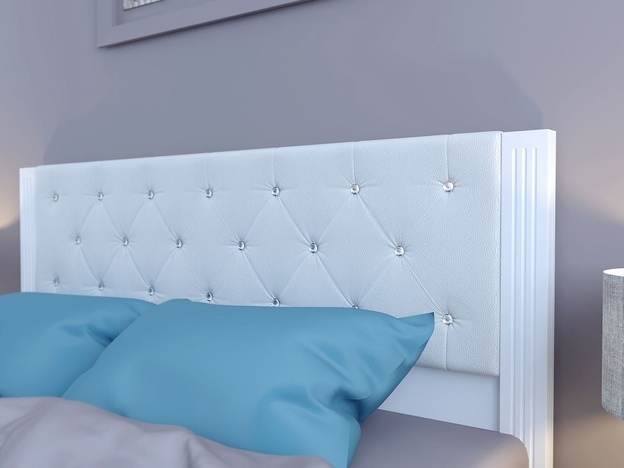 Кровать с подъемным механизмом М25 Тиффани