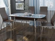 Стол обеденный Грация-2 1550 раздвижной венге