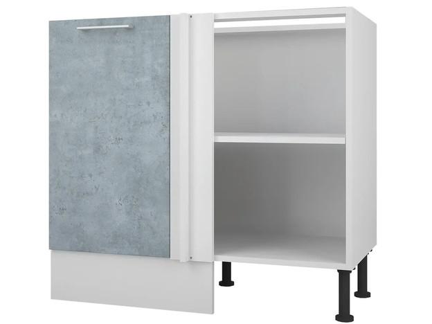 Стол угловой Лофт 1000х850х430