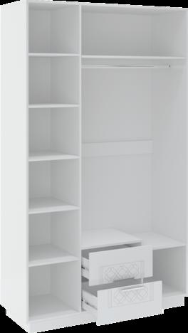 Шкаф с ящиками 3 двери М29 Тиффани