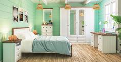 Спальня Тиволи