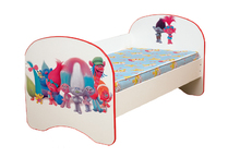 Кровать детская Тролли
