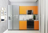 Кухонный маленький гарнитур Тюльпан-1600