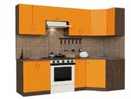 Кухонный угловой гарнитур Тюльпан-2400