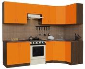 Гарнитур угловой кухонный Тюльпан-2900