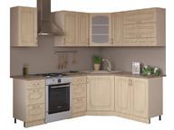 Угловая кухня Паула 1,65х1,65 м береза