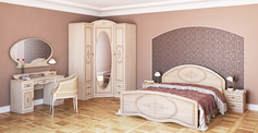 Спальный гарнитур Василиса 2