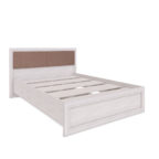 Кровать с настилом 1400 М04 Саванна