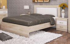 Кровать с мягким изголовьем Ника Н20
