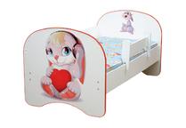 Кровать детская Зайчата